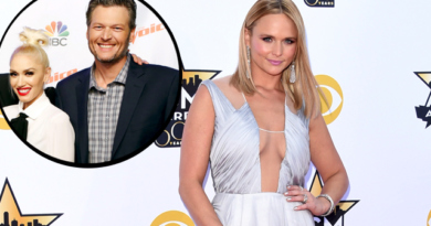 Blake Shelton's new song sends a bittersweet message to Miranda Lambert