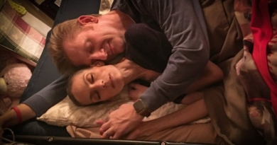 Rory Feek began to bawl when he received a message from Joey, what she said to him is chilling…