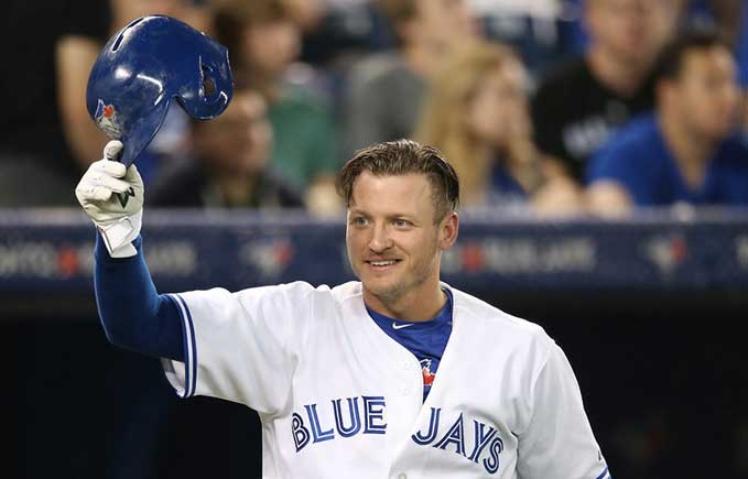 Bautista, Donaldson propel Jays over Twins