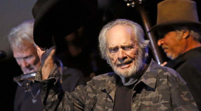 The haunting last recording of Merle Haggard will leave you in tears