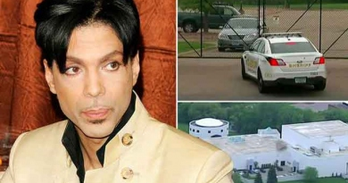 DEA raids Paisley Park in criminal investigation after executing search warrant