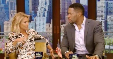 Kelly Ripa takes shot at Michael Strahan's divorce on 'Live!' — Watch