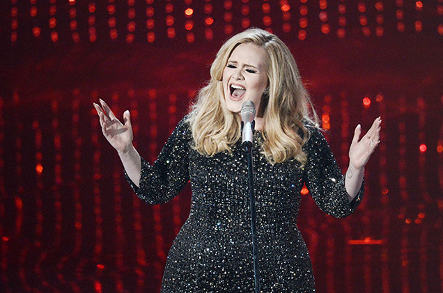 Adele interrupts her own concert to call Beyonce 'Jesus f**king Christ'