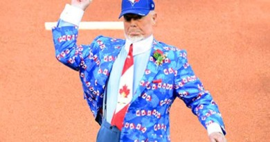 Don Cherry weighs in on Blue Jays-Rangers brawl