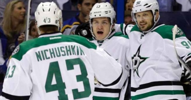 Stars hold on to force Game 7 with Blues