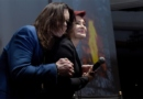 Ozzy and Sharon Osbourne hug it out during first post-split public appearance