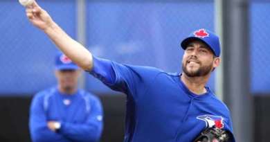 Blue Jays option Tepera to triple-A after loss to Giants