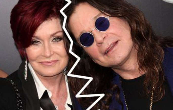 sharon and ozzy osborne