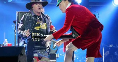 Guns N' Roses & AC/DC to tour together, manager says