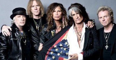 Aerosmith is breaking up
