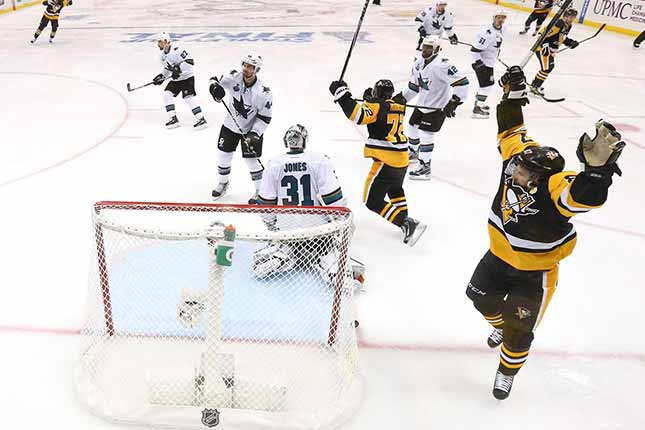 Penguins clinch fourth Stanley Cup