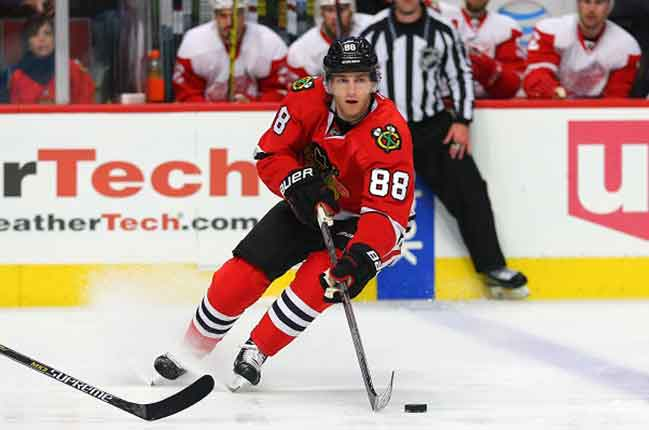 Patrick Kane wins Hart Trophy as NHL's MVP