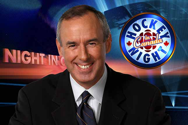 REPORT: Ron MacLean to return as Hockey Night in Canada host, replace George Stroumboulopoulos