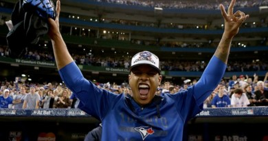 Marcus Stroman says he's ready for increased workload