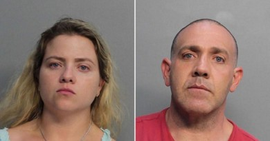 Miami siblings arrested in drug raid, police seize a record-setting $24 million of cash in buckets hidden in secret compartment