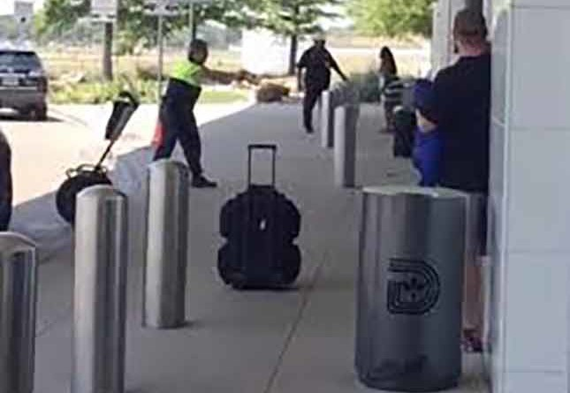 BREAKING: Shooting at Dallas Love Field airport… CAUGHT ON VIDEO!