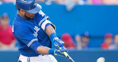 Three homers lead Blue Jays past D-Backs