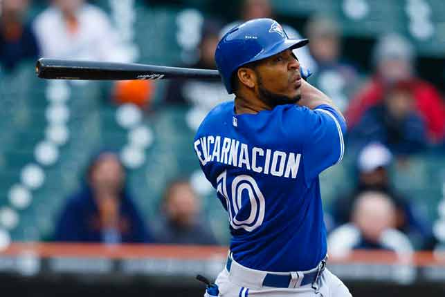 Encarnacion homers to give Blue Jays walkoff victory over Orioles