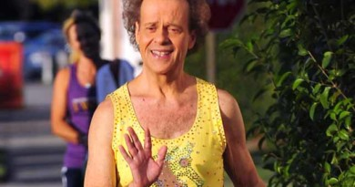 Sex change bombshell: Richard Simmons is secretly living as a woman!