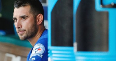 Sports a salvation for Blue Jays pitcher Estrada