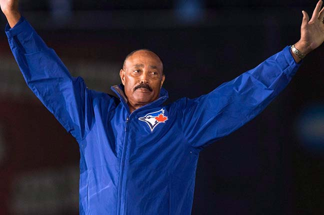 Cito Gaston has some words to say about the Toronto Blue Jays