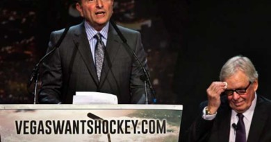 Report: Las Vegas expansion a 'done deal,' Quebec City won't be awarded team