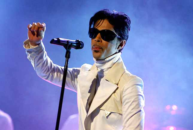 Colorado inmate not Prince's son, according to DNA test