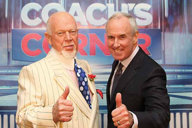 Ron MacLean officially back as Hockey Night in Canada host
