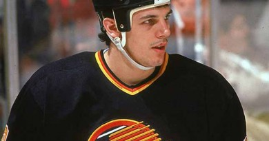 Gino Odjick, former Canucks enforcer, has terminal heart disease