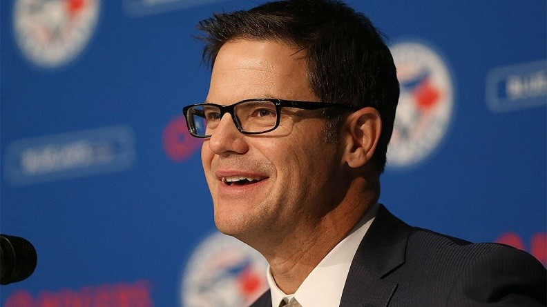 Toronto Blue Jays GM Ross Atkins weighs his options