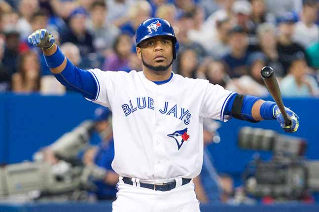 Encarnacion homers again as Jays down Diamondbacks