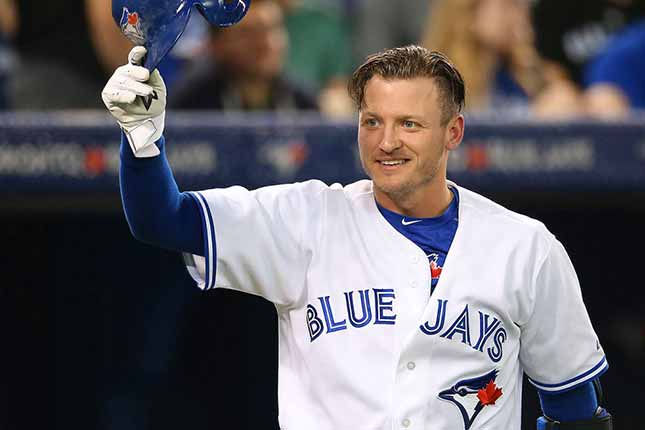 Blue Jays' Donaldson going to third straight all-star game