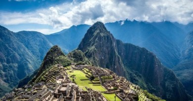 German dies trying to take photo atop Machu Picchu