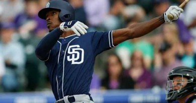 Toronto Blue Jays have agreed to a trade with the San Diego Padres for outfielder Melvin Upton Jr.