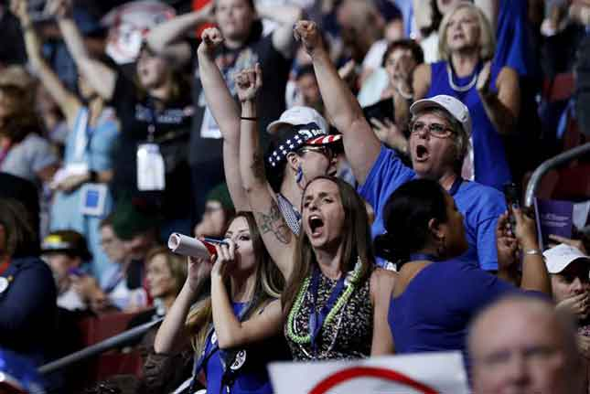 Elected Democrat Delegates are being LOCKED-OUT of the Democratic National Convention