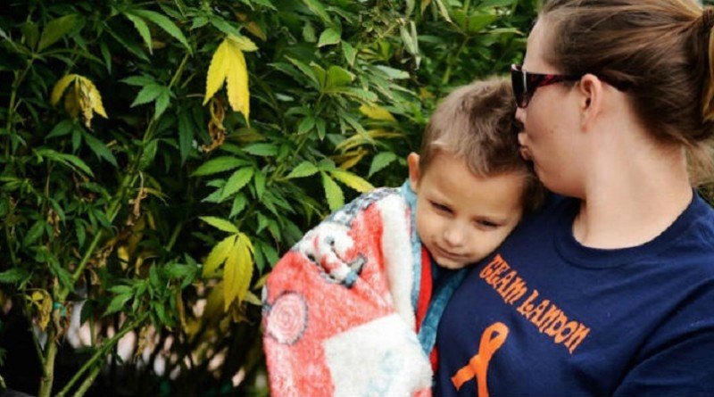 Cannabis oil cures 3 year old boy of cancer after doctors gave him 48 hours to live