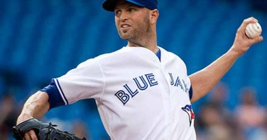 Blue Jays beat Orioles to take over first place in AL East