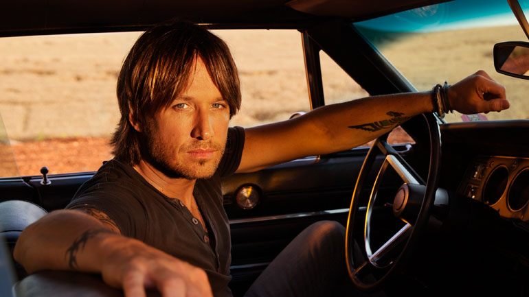 Keith Urban's 'Wasted Time' gaining Pop-ularity... {Listen}
