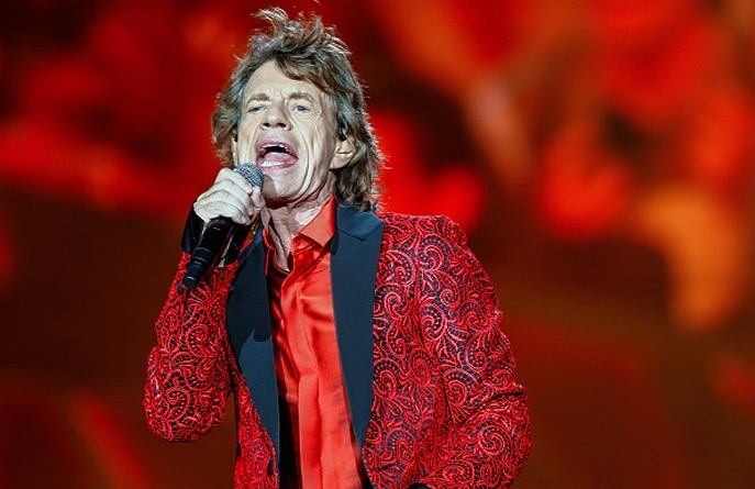 "Happy Birthday to Mick Jagger, who told us ""We can't always get what we want"""