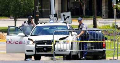 3 law enforcement officers killed in shooting in Baton Rouge
