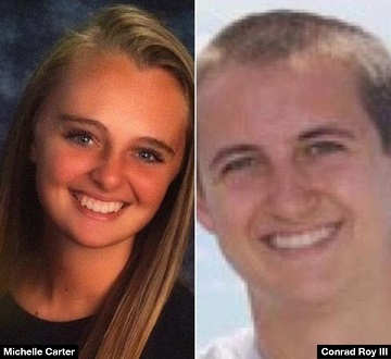 The girl who encouraged her teenage boyfriend to take his own life is finally going to find out her fate
