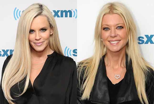 Tara Reid storms out of VERY awkward interview with Jenny McCarthy