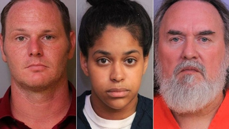 3 Walmart employees charged with manslaughter in death of shoplifter