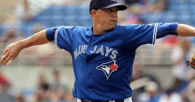 Sanchez to remain in Jays' rotation