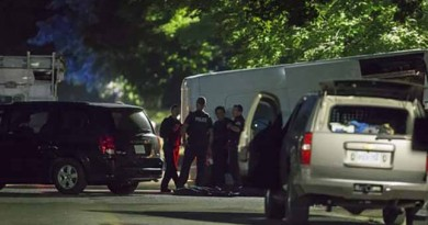 Canada terror suspect dead after police operation