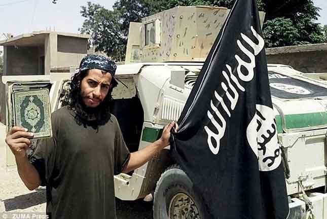 ISIS mastermind of terror attacks in Europe Defects