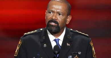 Hillary is a straight up cop hater; says Milwaukee sheriff