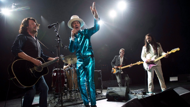 Kingston readies for huge crowds as Tragically Hip get set to wrap up tour
