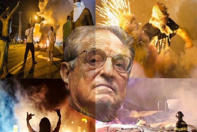 George Soros: The man behind Ferguson