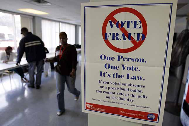 VOTER FRAUD - This is how easy YOUR vote is stolen (VIDEO)